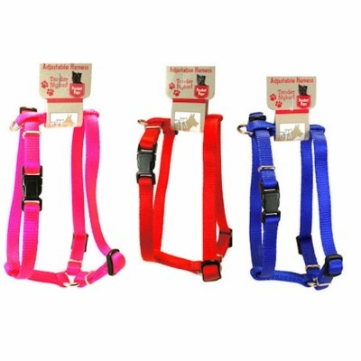 Nylon Harnesses for Small and Tiny Dogs