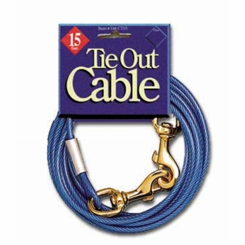 Dog Tie Out Cables