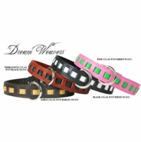 Dream Weavers Leather Collar Collection