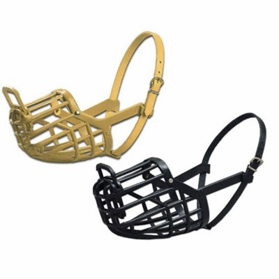 Italian Basket Dog Muzzles
