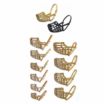Italian Basket Muzzles (all 10 sizes)