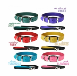 Luxe Leather Dog Collars