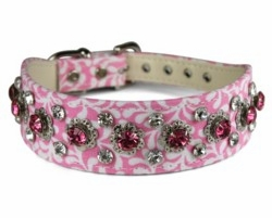 Majestic Fabric Dog Collars