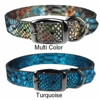 Native Leather Collars