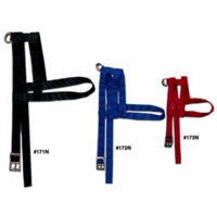 Nylon H Style Dog Harness 3/4 inch Wide