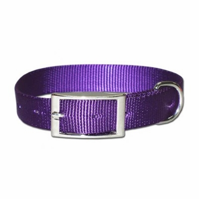 One Ply Nylon Dog Collars