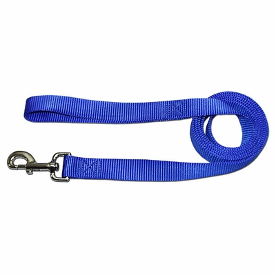 One Ply Nylon Dog Leashes