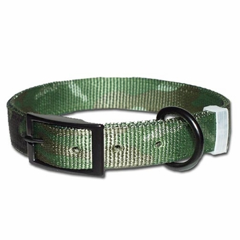Regular Camouflage Bravo Dog Collar