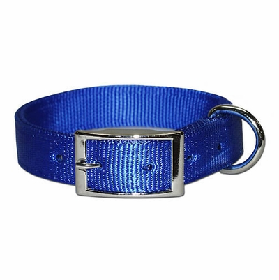 Regular Nylon Dog Collar 3/4 Inch Wide