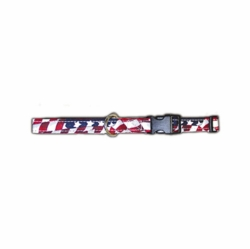 Kwik Klip USA Stars And Stripes Collars