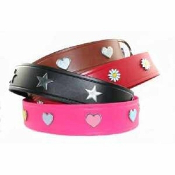 Wide Leather Collars for Large Dogs