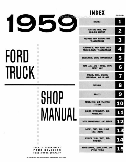 ford f600 repair manual filetype pdf