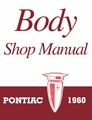 1960 Pontiac Body Shop Manual