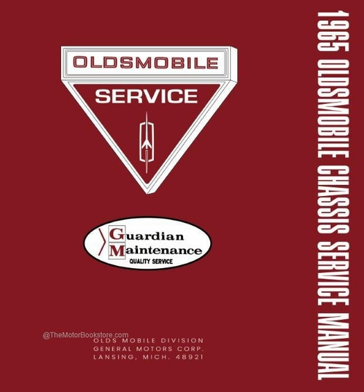 1965 Oldsmobile Chassis Service Manual