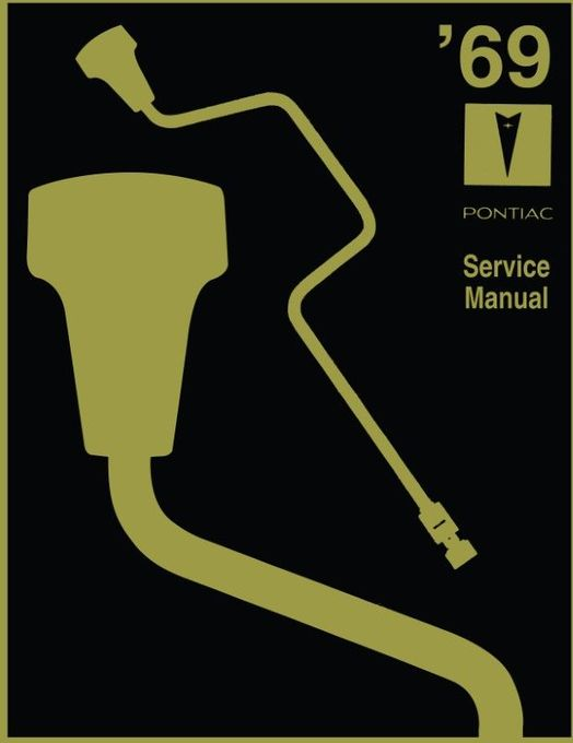 1969 Pontiac Service Manual