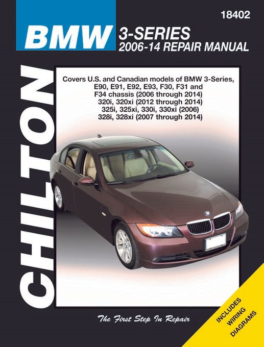 bmw 330 2007 wiring diagram bmw 325i  325xi  328i  328xi  330i  330xi repair manual 2006 2014  bmw 325i  325xi  328i  328xi  330i