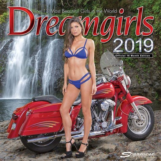 Dreamgirls 2019 Calendar