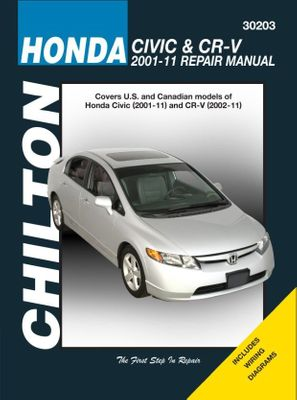 2011 honda crv service manual