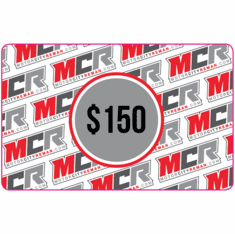 $150 MCR Electronic Gift Certificate
