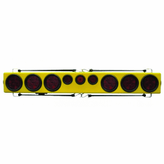 "48"" LED TOW LIGHT BAR WITH EXTRA BRAKE LIGHTS"