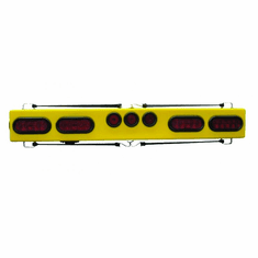 "48"" LED TOW LIGHT BAR WITH OVAL LIGHTS"