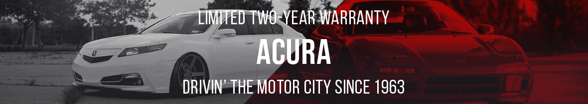 ACURA WIPER MOTORS