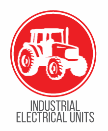AGRICULTURAL / INDUSTRIAL STARTERS & ALTERNATORS