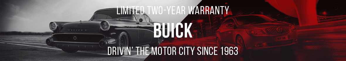 BUICK REPLACEMENT STARTERS