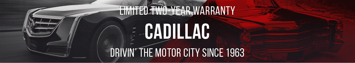 CADILLAC WIPER MOTORS