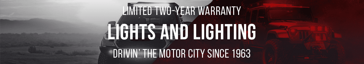 CUSTER SAFETY/TOWING LIGHTING PRODUCTS