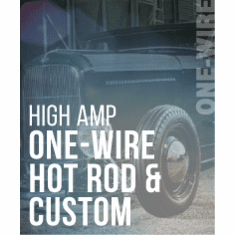 Custom High Amp Hot Rod and Custom Alternators