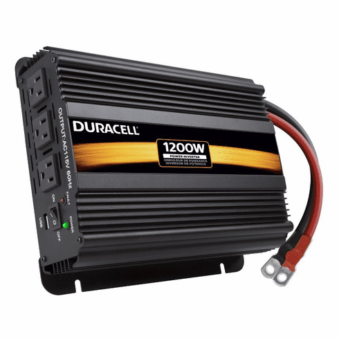DURACELL HIGH POWER INVERTER 1200