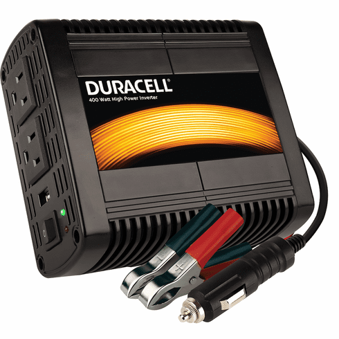 DURACELL HIGH POWER INVERTER 400W