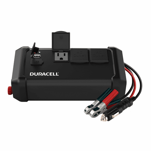 DURACELL HIGH POWER TAILGATE INVERTER 400W