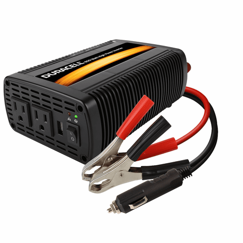DURACELL HIGH POWER TAILGATE INVERTER 800W