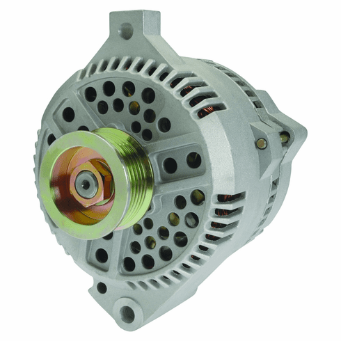 130 AMP FORD 1 WIRE UNIVERSAL MOUNT HIGH OUTPUT ALTERNATOR