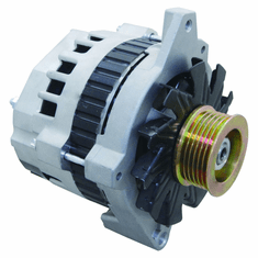 GM <B>1 WIRE</B> HOT ROD UNIVERSAL MOUNT CS130 HIGH OUTPUT <B>105AMP-200AMP</B> ALTERNATOR