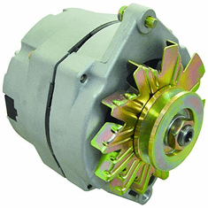 GM 63 Amp 1 Wire Universal Mount Old Style 10SI 12SI Alternator