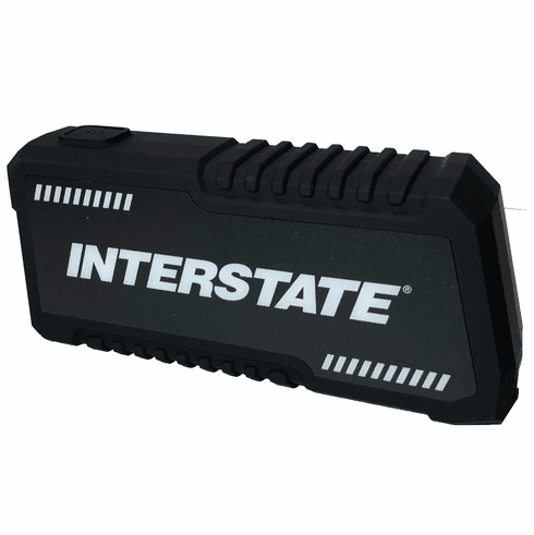 Interstate Portable Power Supply & Jump Starter Charge & Go PWR7010