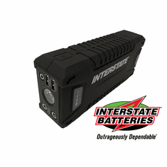Interstate Portable Power Supply & Jump Starter Charge & Go PWR7020