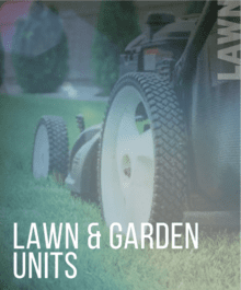 LAWN AND GARDEN / SMALL ENGINE STARTERS / SOLENOIDS