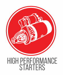 MAXX HIGH PERFORMANCE & MINI HIGH TORQUE STARTERS