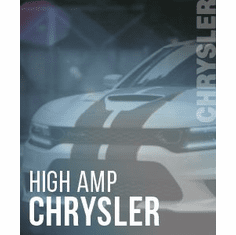 MCR CUSTOM CHRYSLER HIGH OUTPUT ALTERNATORS