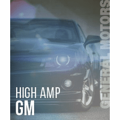MCR CUSTOM GM HIGH OUTPUT ALTERNATORS