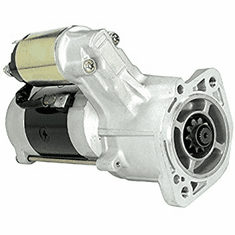 Mitsubishi Mighty Max 1983 2.3L Replacement Starter