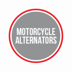 MOTORCYCLE ALTERNATORS