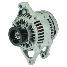 NEW 01 JEEP CHEROKEE 4.0L (242) L6 STD 117A 56041822AB REPLACEMENT ALTERNATOR