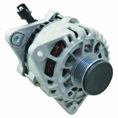 NEW 02 03 04 FORD FOCUS 2.0L(121) L4 ZETEC WITH CLUTCH PULLEY REPLACEMENT ALTERNATOR