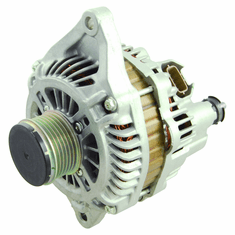 NEW 120A ALTERNATOR MITSUBISHI AUTO AND LIGHT TRUCK OUTLANDER 2008-2010 2.4L REPLACEMENT ALTERNATOR