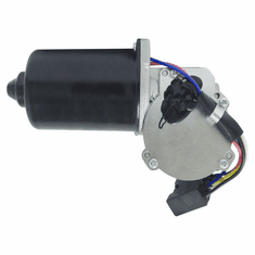 NEW 12V FRONT RIGHT WIPER MOTOR FITS FEDEX AND INDUSTRIAL TRUCKS 3Q3631 47004127